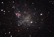 La galaxia enana IC 1613