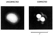 Adaptive optics at the ESO 3.6 m telescope
