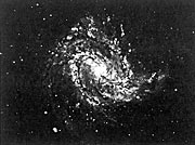 southern spiral galaxy NGC 5236