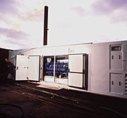 A Power-generating Set for VLT