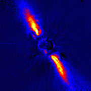 Disc around Beta Pictoris