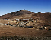 The Paranal Site