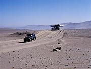 Atacama Desert Road