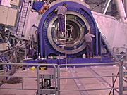 One of the Nasmyth platforms on UT1