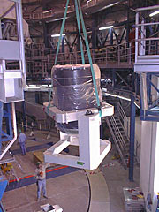 Installation of the M2 unit