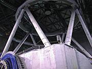 Final Phases of VLT UT1 installation