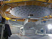 Mirror Installed on First VLT Unit Telescope