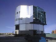 Construction of VLT UT4