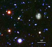 First Images from VLT Science Verification Programme