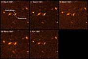 Supernova at Redshift z = 0.51