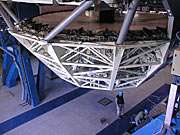 Installation Work on VLT UT2