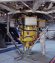 FORS1 mounted at ANTU