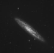 Spiral Galaxy NGC 253
