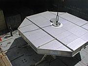 Southern Light shines on the 8.2-m VLT Mirror