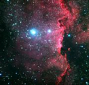 Star-forming Region RCW 108 in Ara