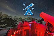 Astronomiecamp der ESO 2014 — die Vermessung des Universums