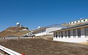 Ла Сілла - найперше із місць розташувань телескопів ESO (сучасне зображення)