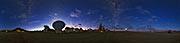 360°-Panorama von ALMA