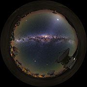 ALMA Fish-Eye