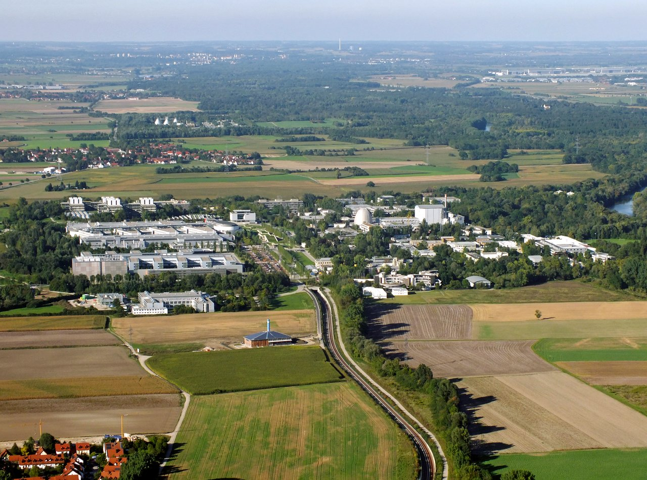 The Garching Campus