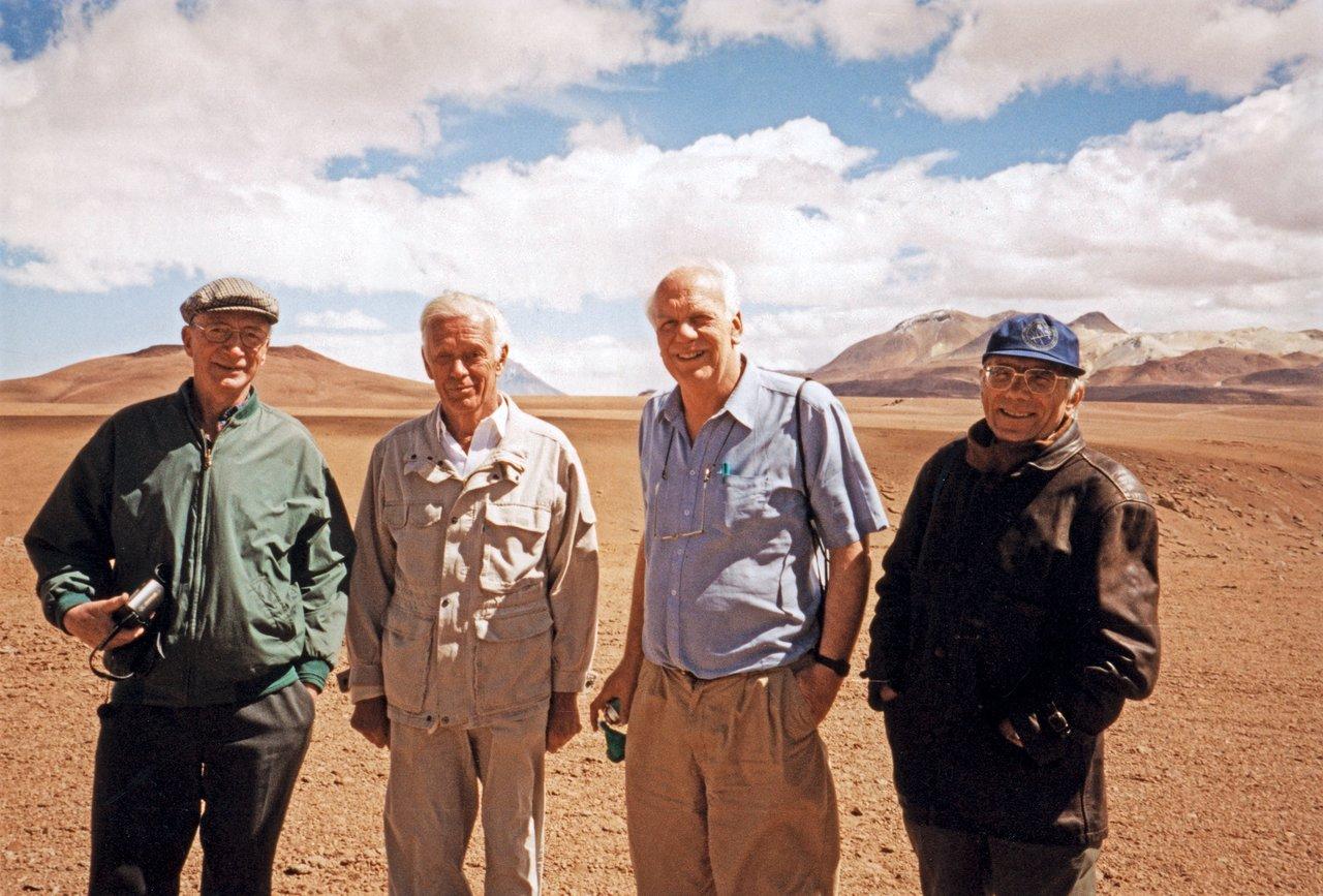Touring the Atacama Desert
