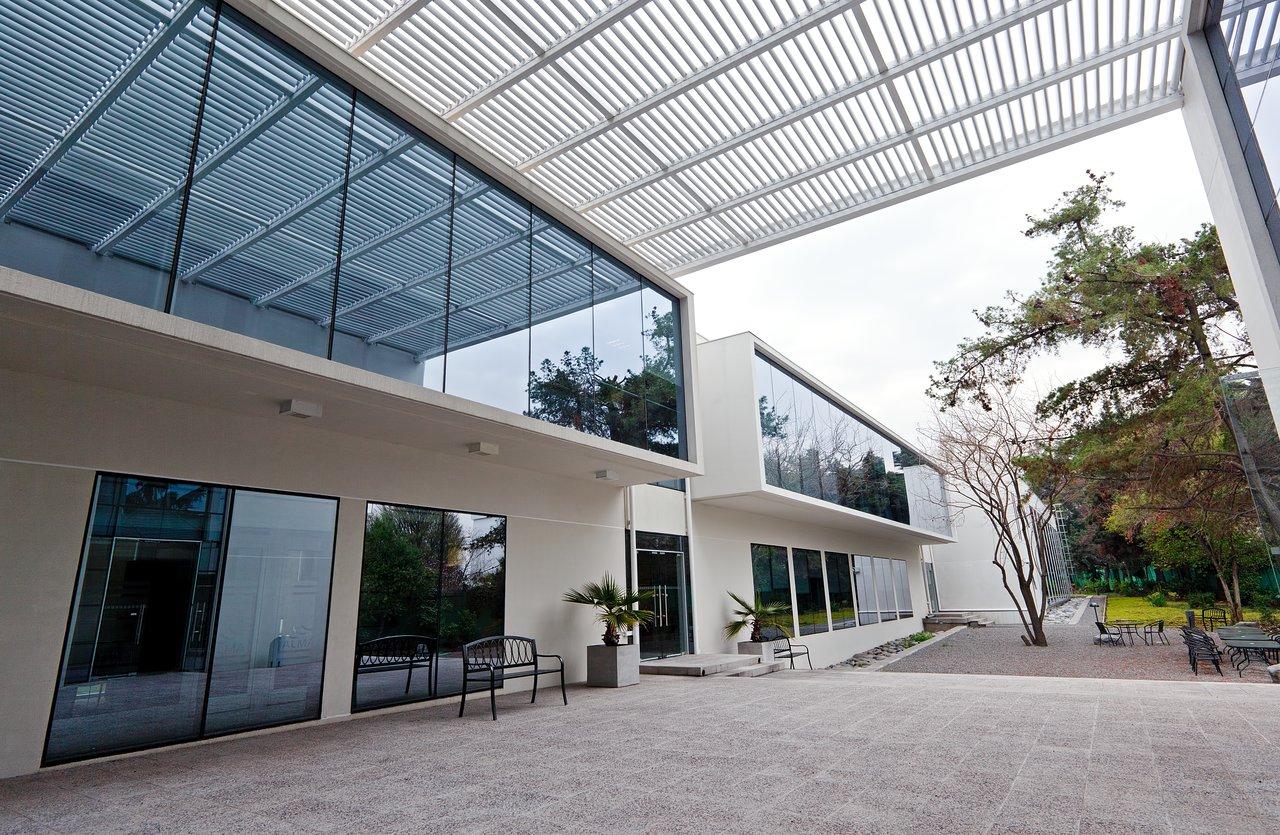 The ALMA Santiago Central Office