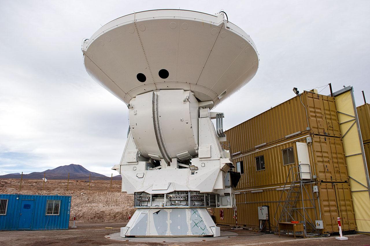 A European Antenna for ALMA