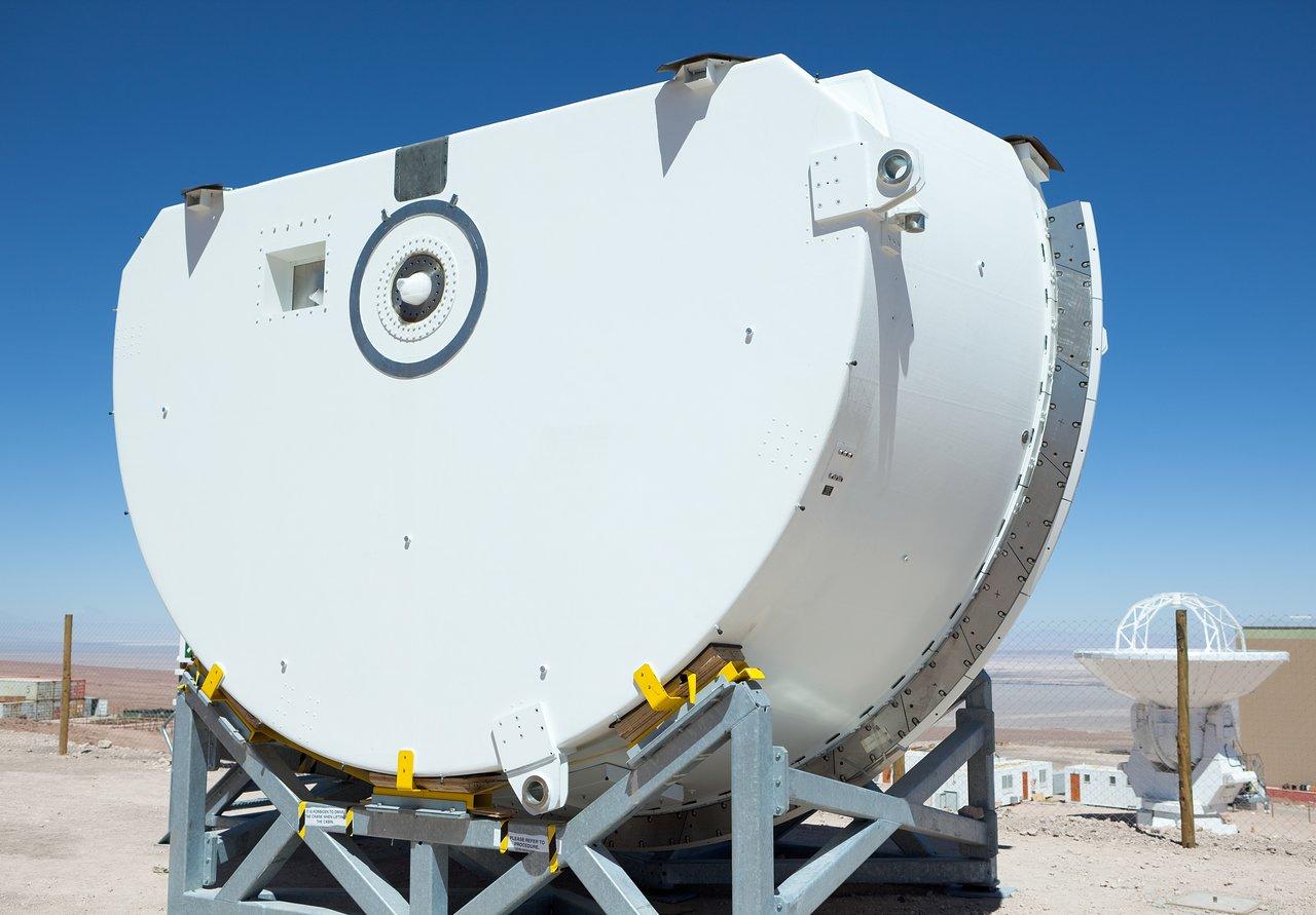 ALMA antenna component at the OSF