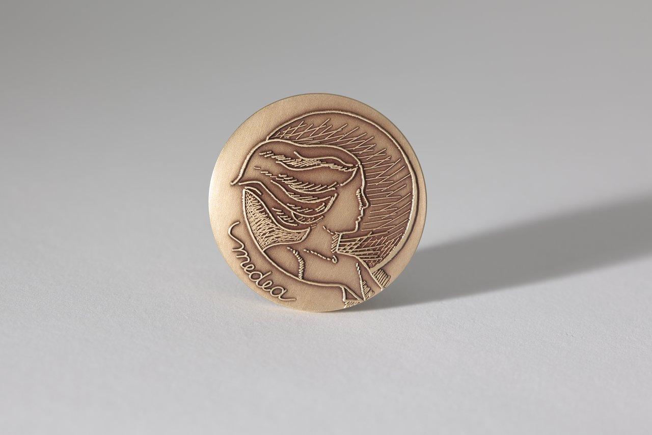 The MEDEA medal