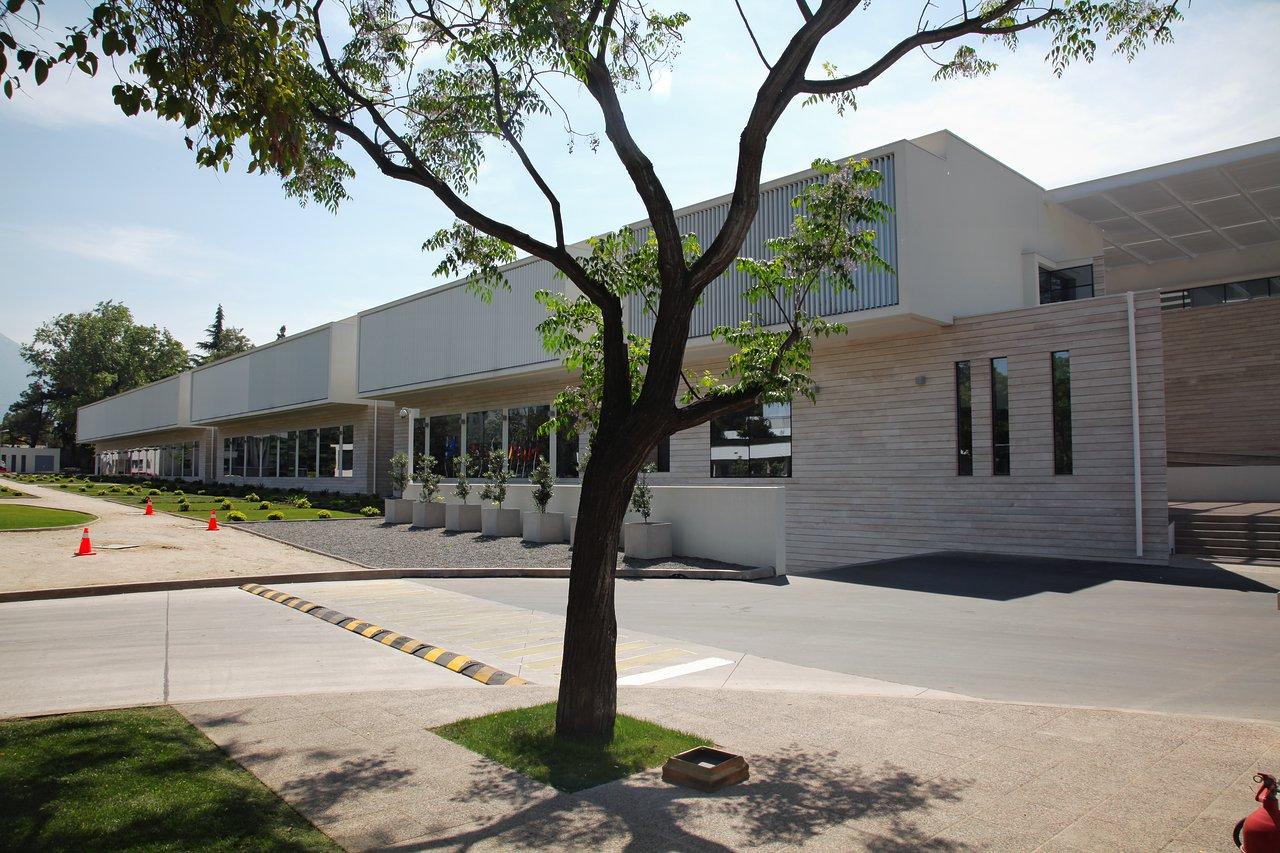 The new ALMA Santiago Central Office
