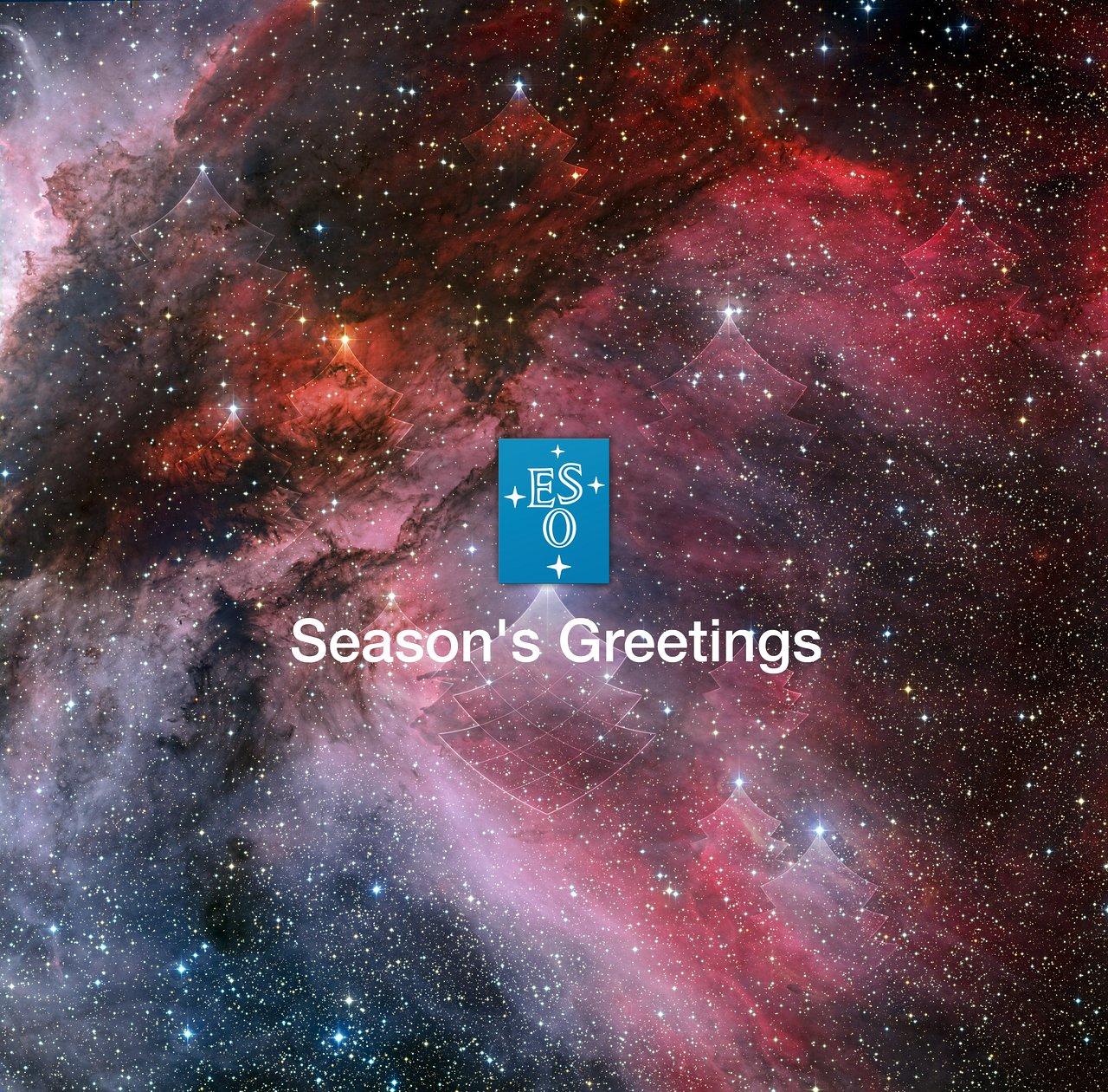 Our Season's Greetings e-card