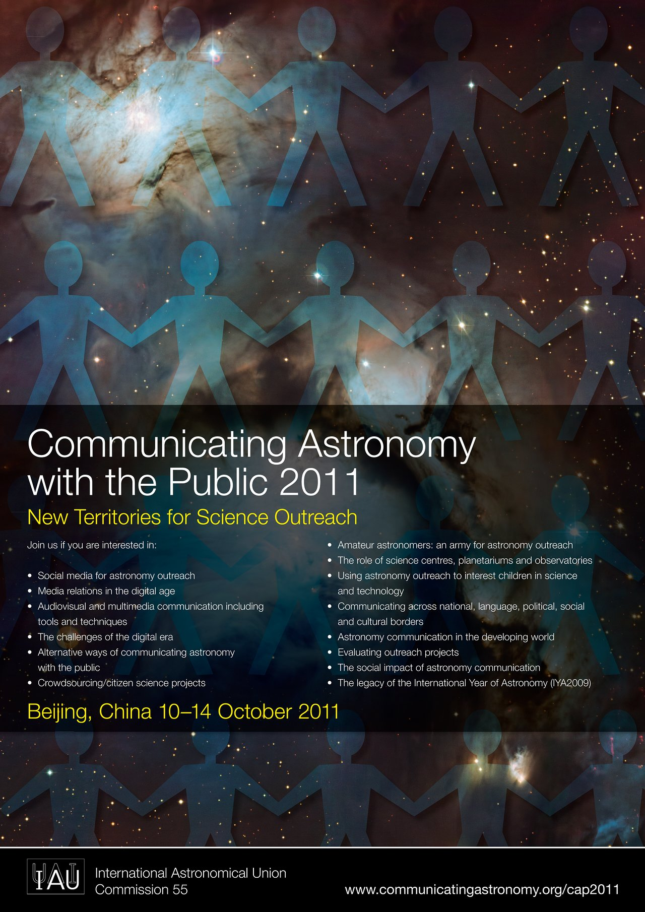 Communicating Astronomy with the Public 2011 (CAP 2011)