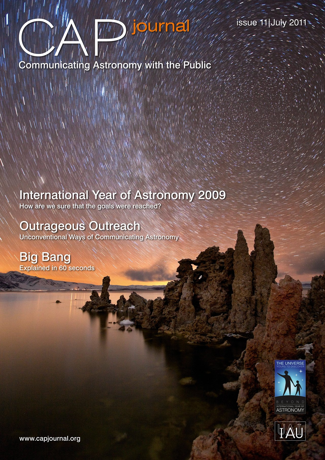 Cover of CAPjournal issue 11