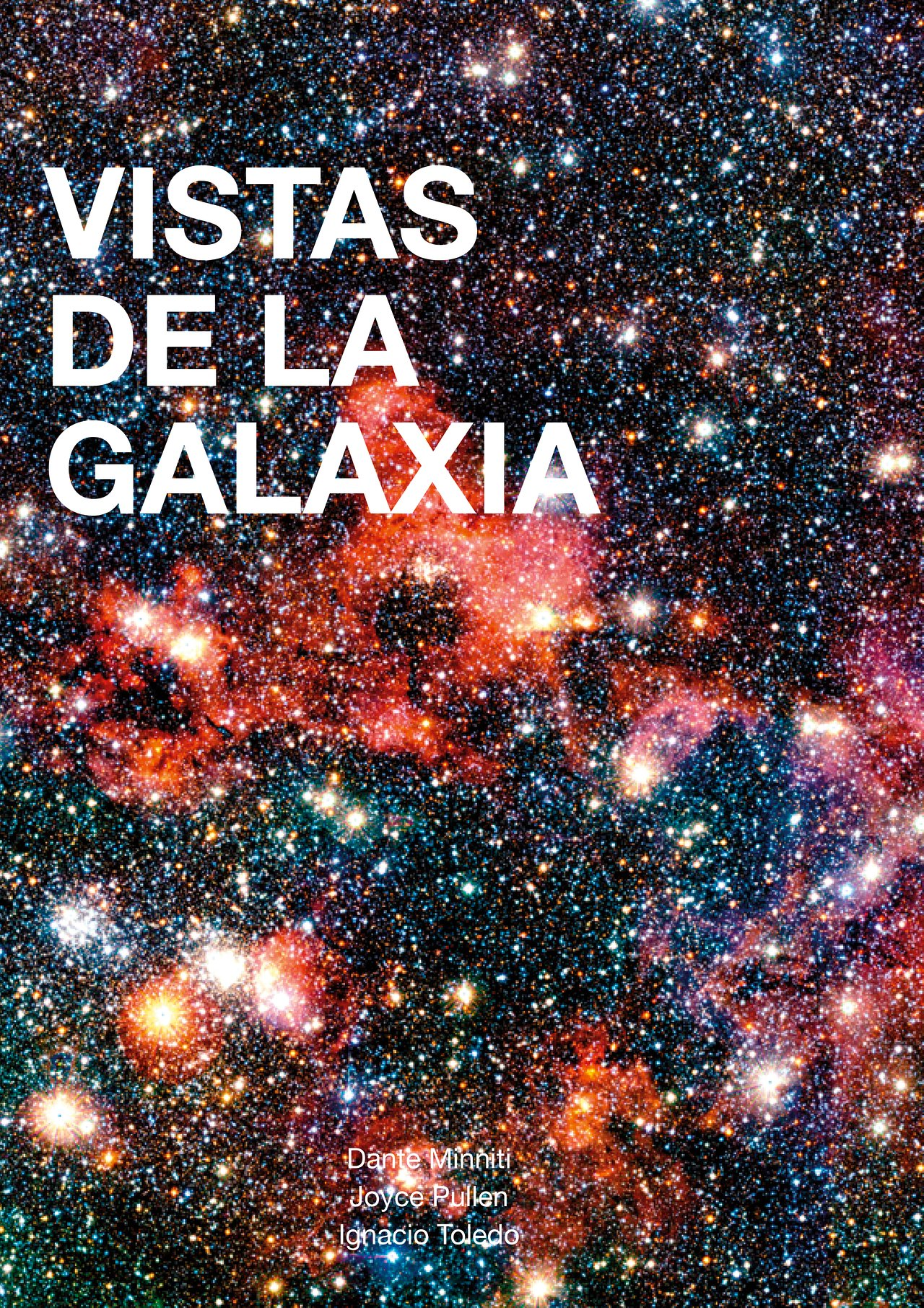 The cover of the book Vistas de la Galaxia