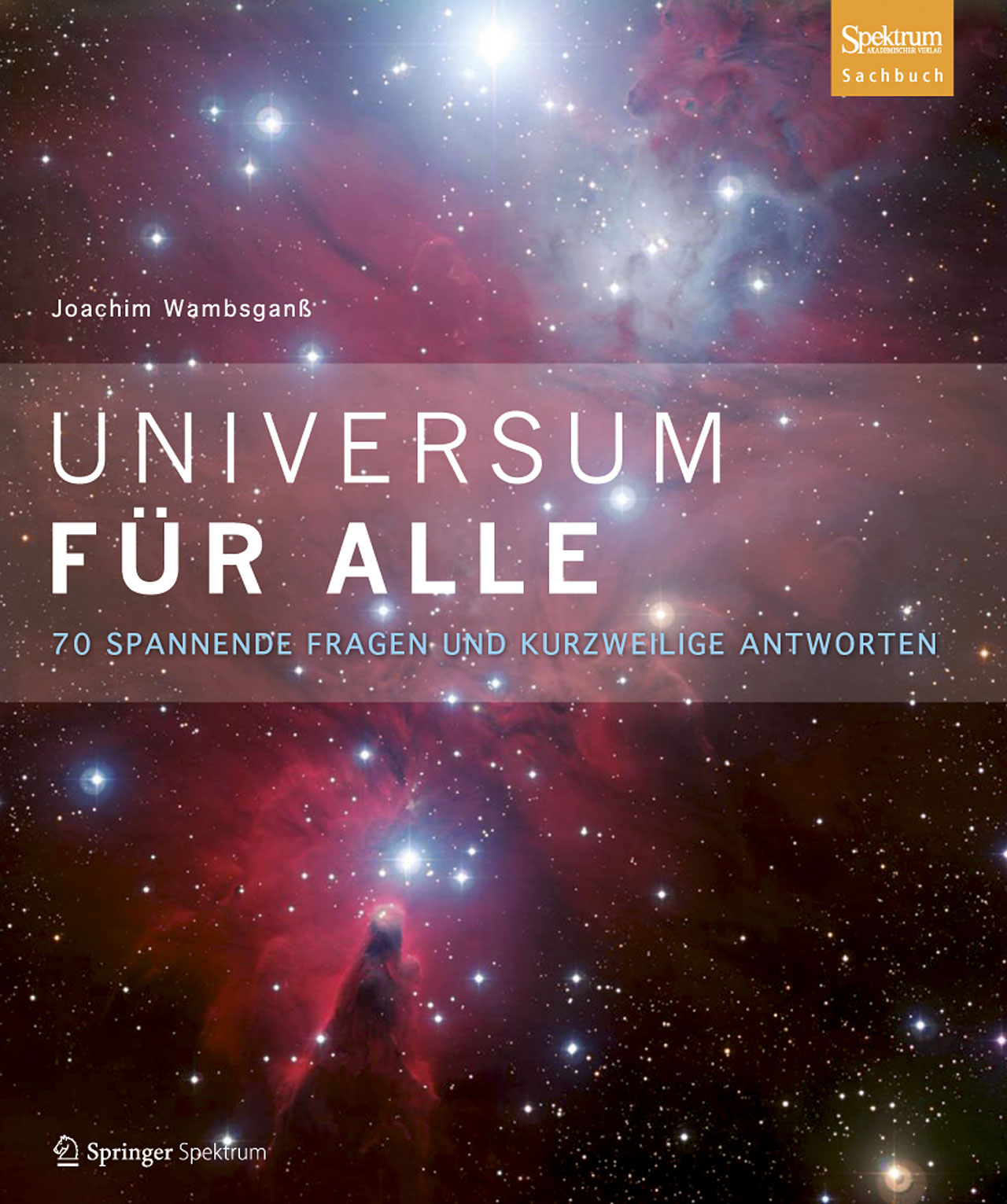 Universum für Alle: Neues Buch mit ESO-Aufnahmen reich bebildert