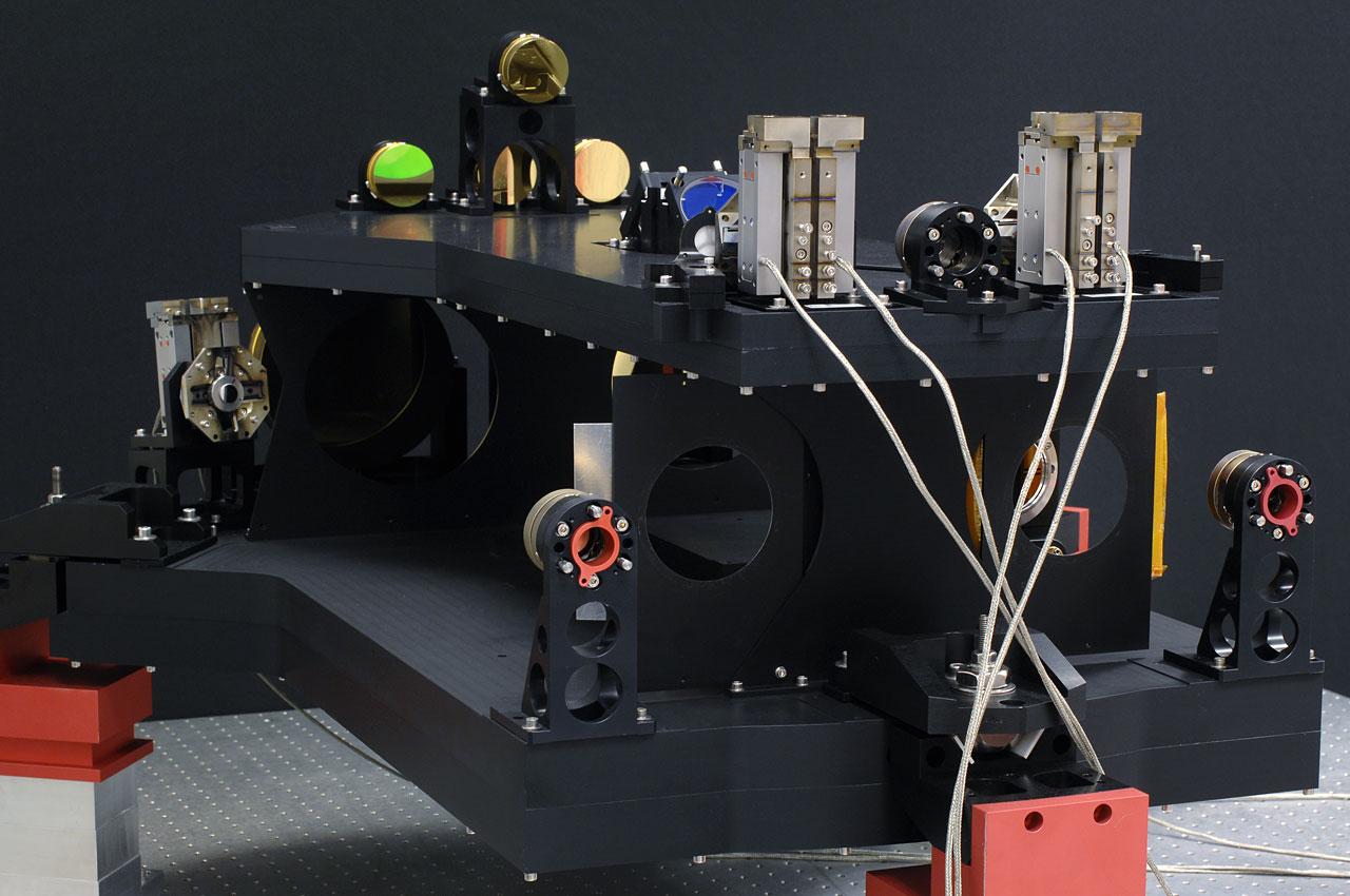Star separator for the VLT Interferometer under test at TNO