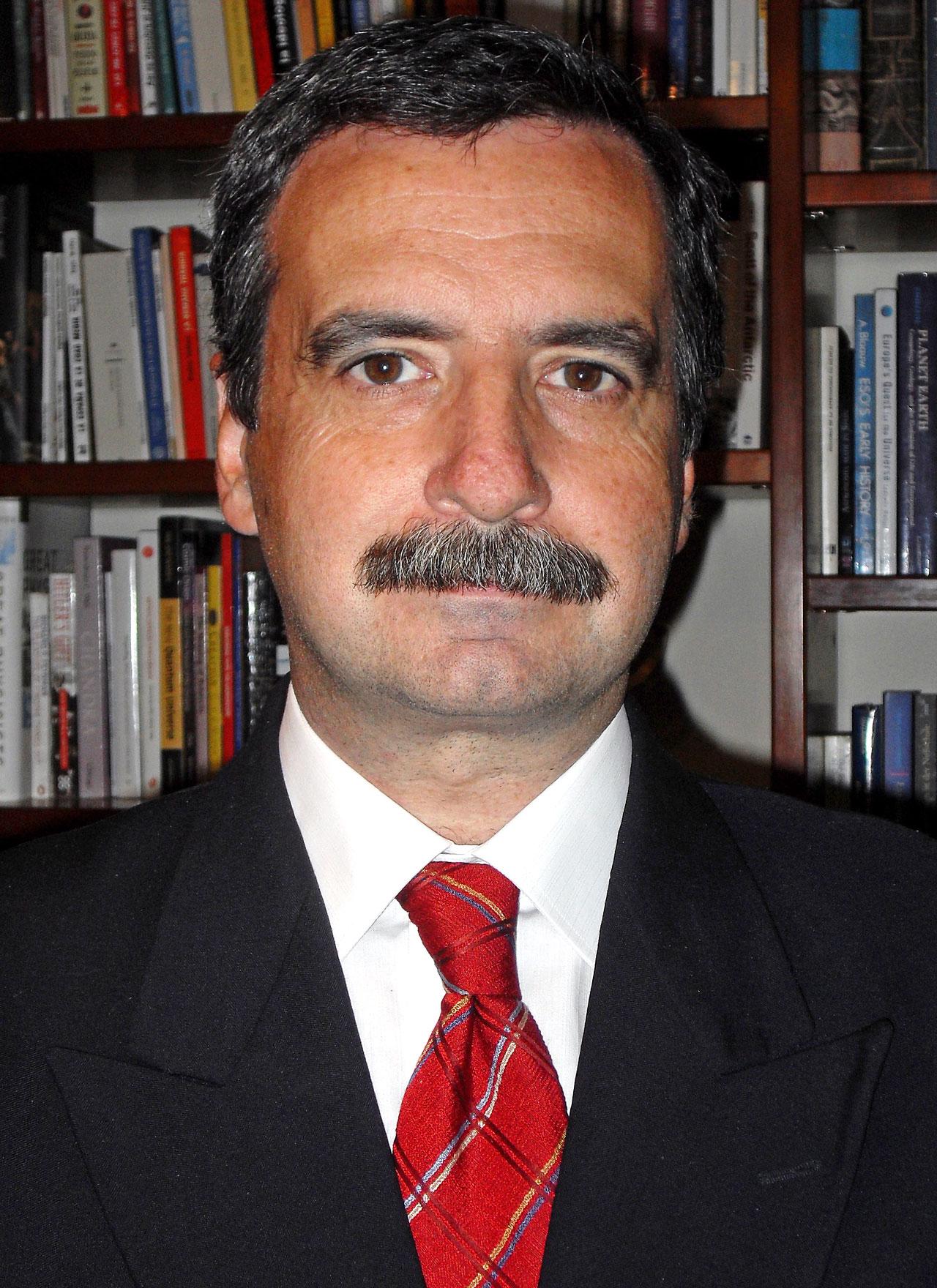 Fernando Comerón, der neue Repräsentant der ESO in Chile