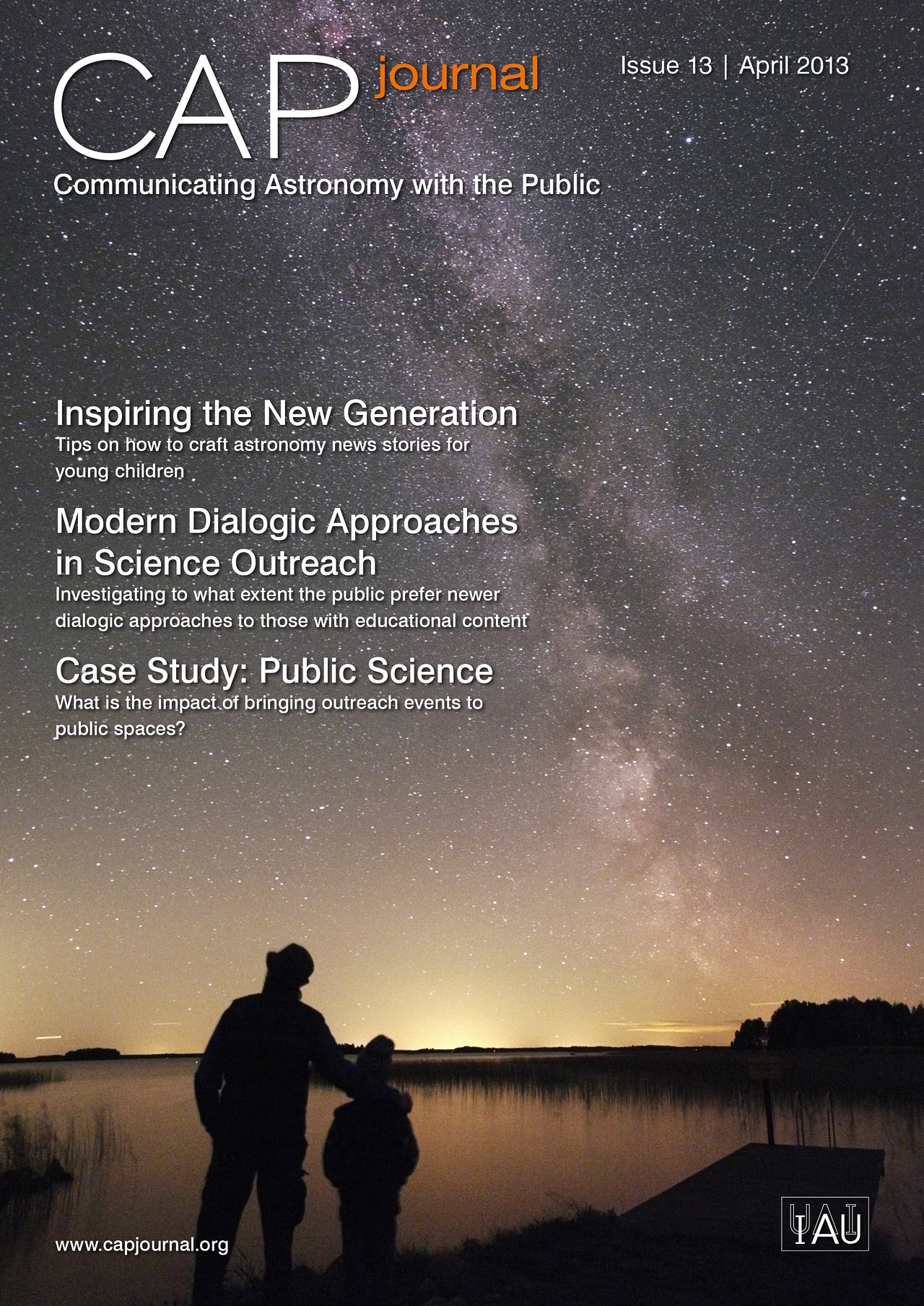 Cover of CAPjournal issue 13