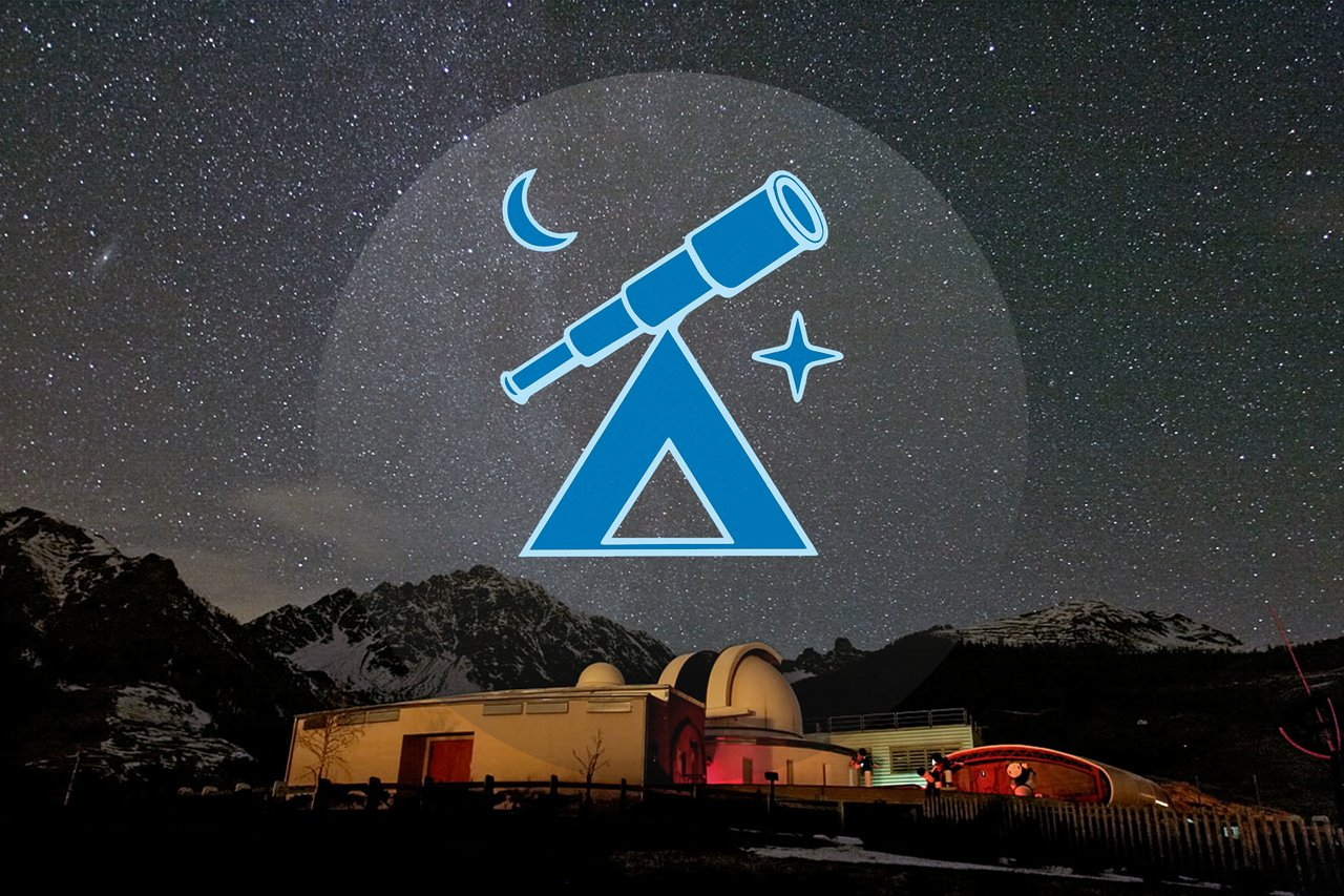 The first ESO Astronomy Camp for secondary school students