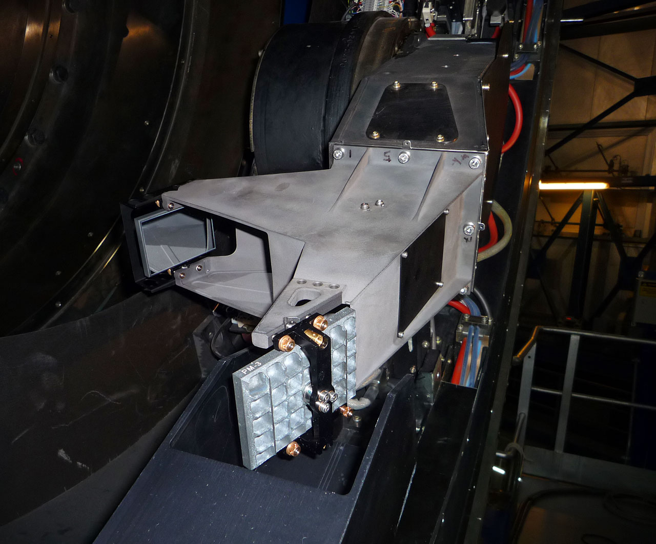 New VLT component created using 3D printing