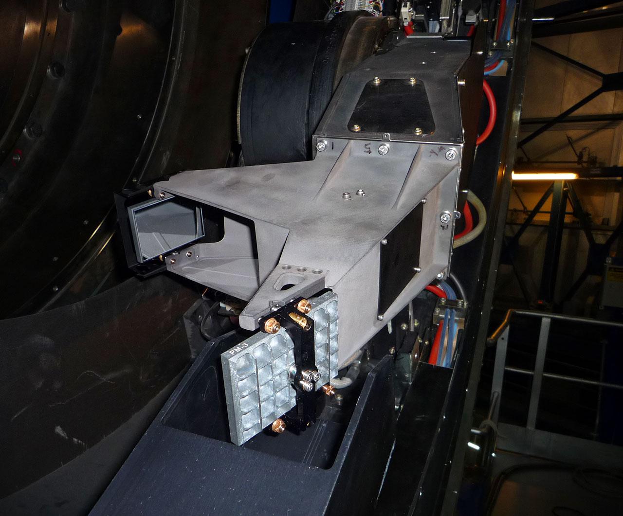 Neue VLT-Komponenten, hergestellt mit 3D-Druck
