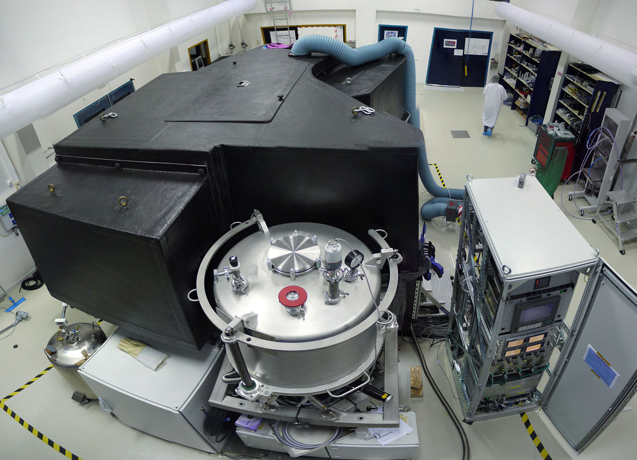 The SPHERE exoplanet imager for the VLT