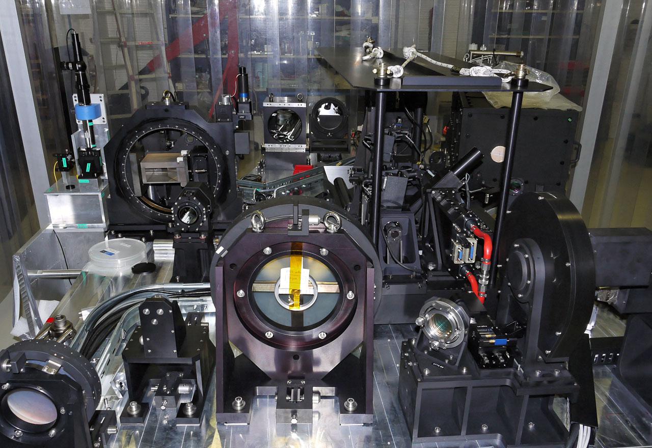 Die Exoplaneten-Kamera SPHERE für das VLT
