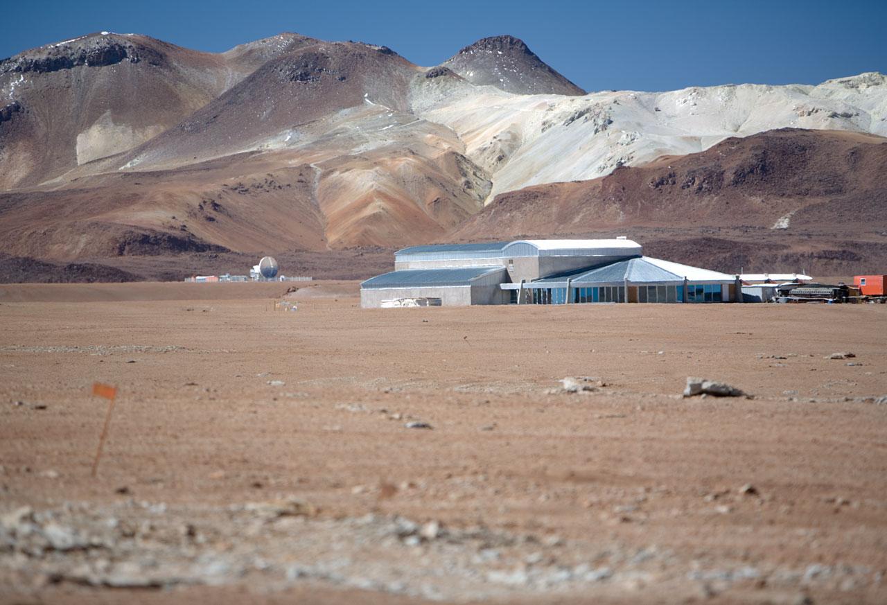 Site of APEX