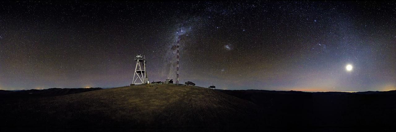 Starry Night at Cerro Armazones