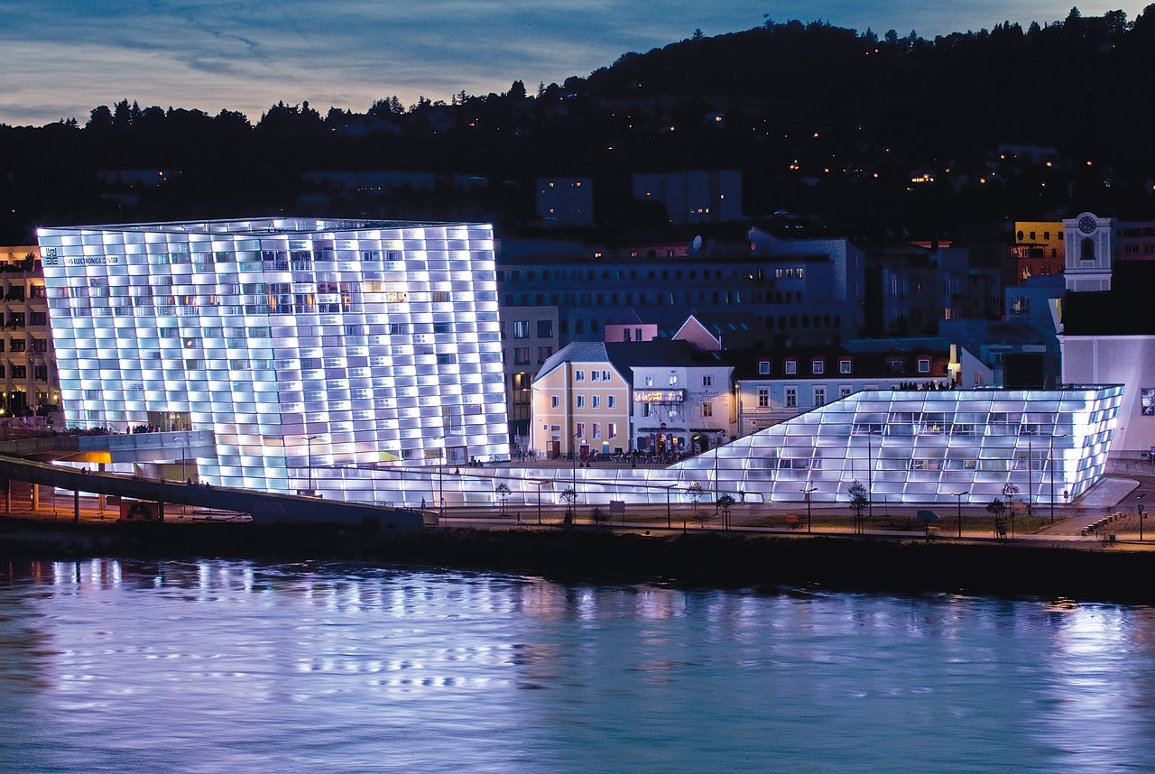 Ars Electronica Center in Linz, Austria | ESO