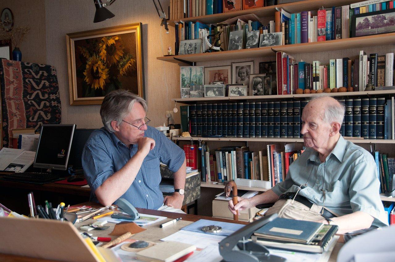 Adriaan Blauuw and Claus Madsen