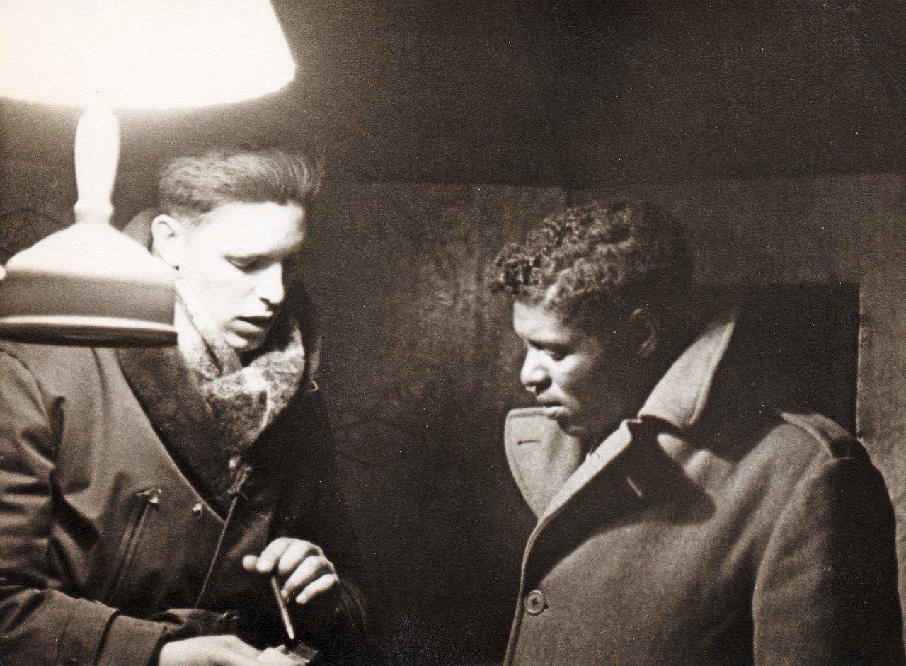 Bosker and Edward