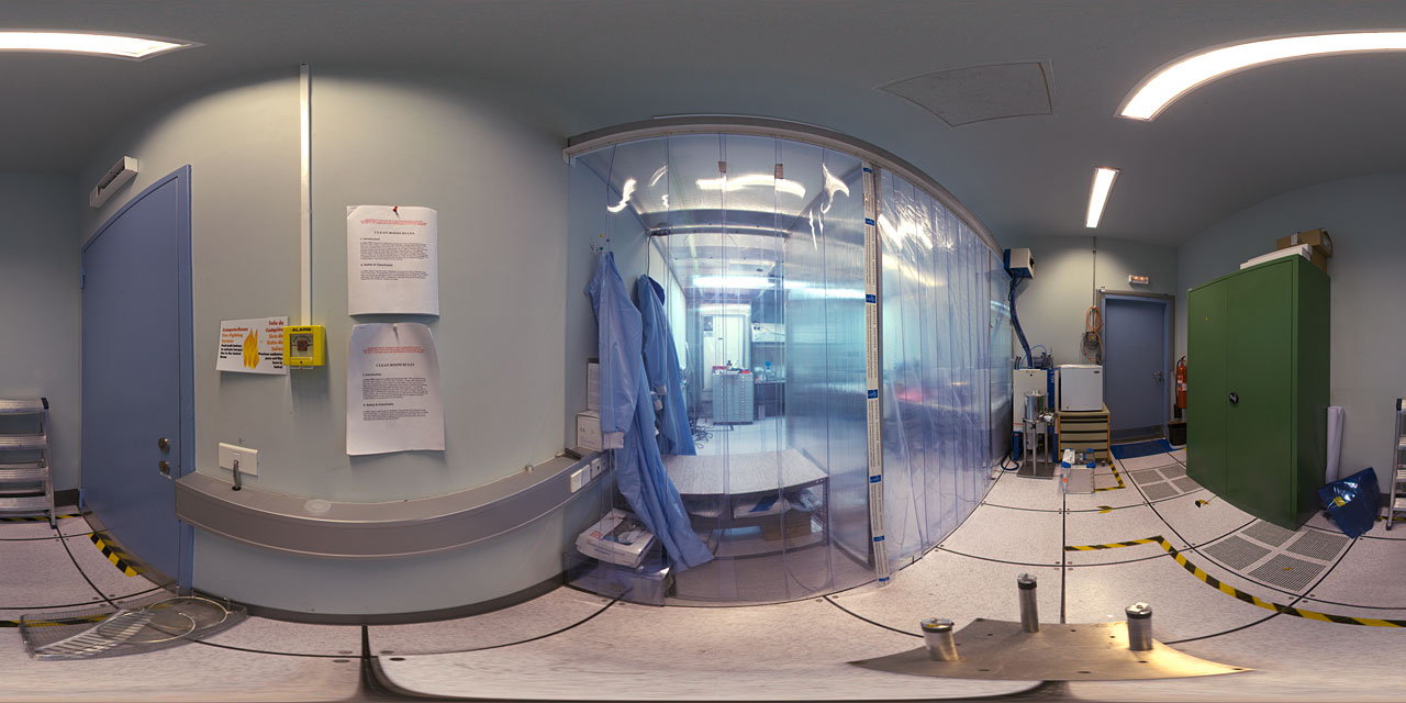 Optical Cleanroom