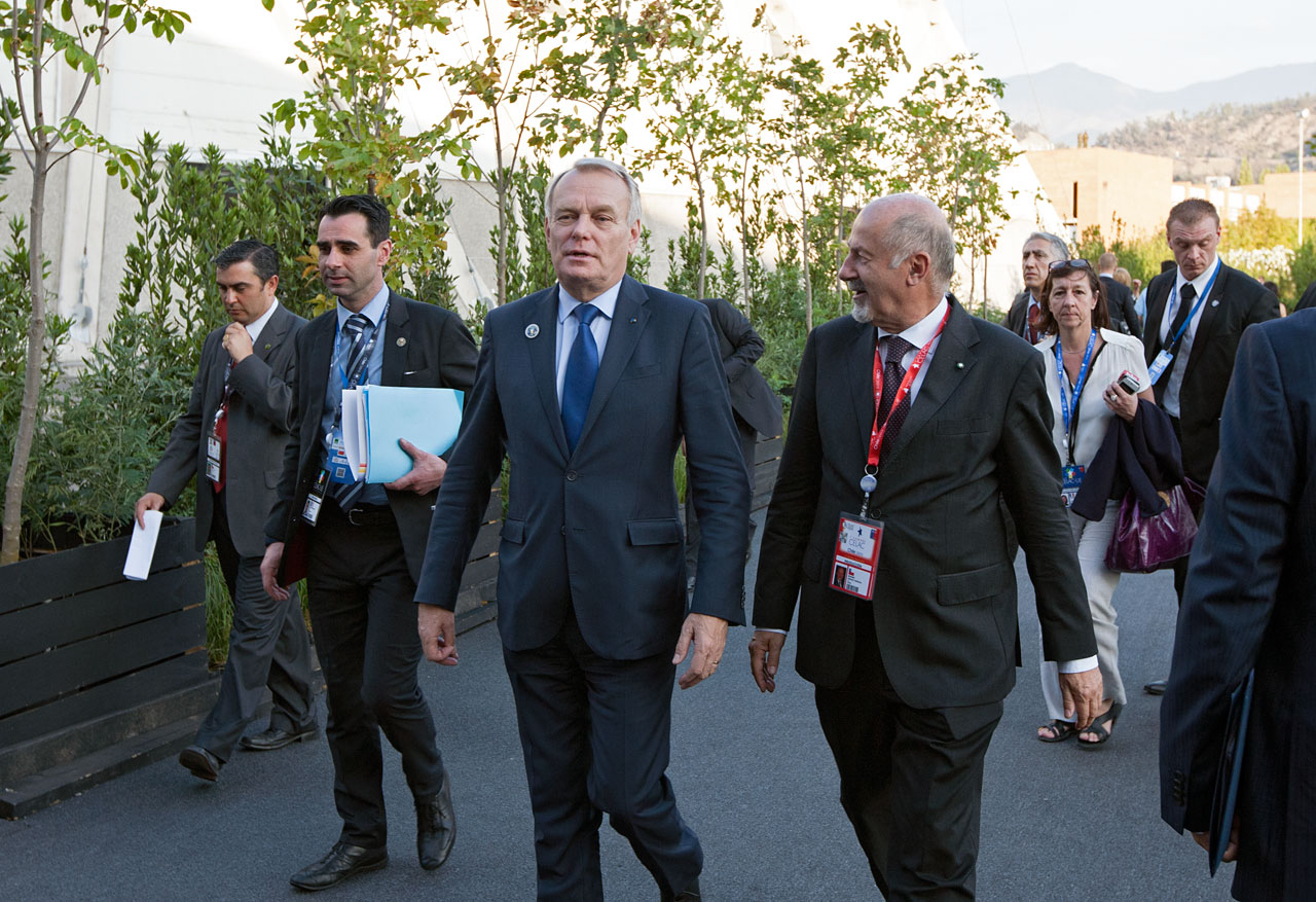 CELAC-EU Summit in Chile, 2013